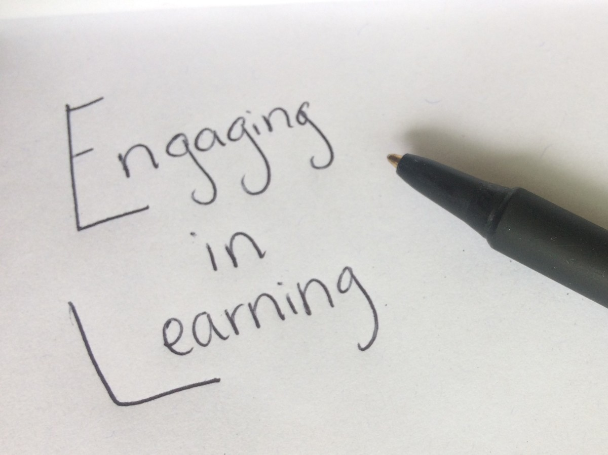 Teaching Tip #8 - Engaging in Learning
